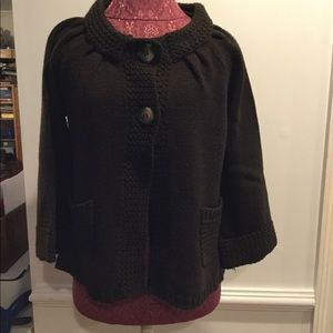 Style & CO, cute brown sweater size M